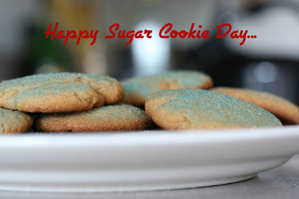 Make Merry in Sugar Cookie Day with Care