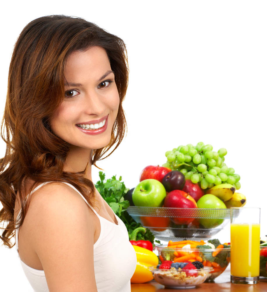 6 Great Foods For Healthy Hair And Scalp
