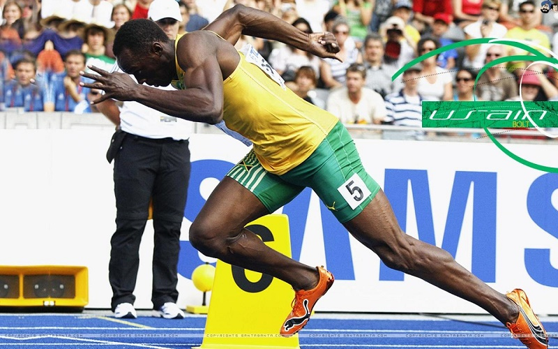 Diet And Fitness Secrets Of The Fast And The Furious – Usain Bolt