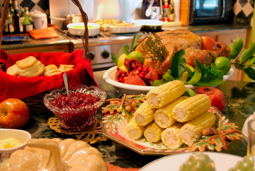 Healthy Thanksgiving Food Swaps
